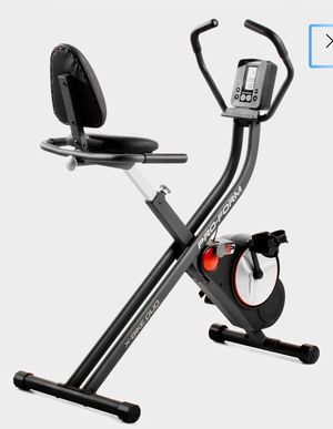 New in Box ProForm X-Bike Duo Upright & Recumbent Exercise Bike, iFit Compatible Retails $187. No Holds. First come first serve. Close Out Store Sale for Sale in Norfolk, VA
