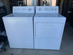 Kenmore washer and dryer for Sale in Moreno Valley, CA