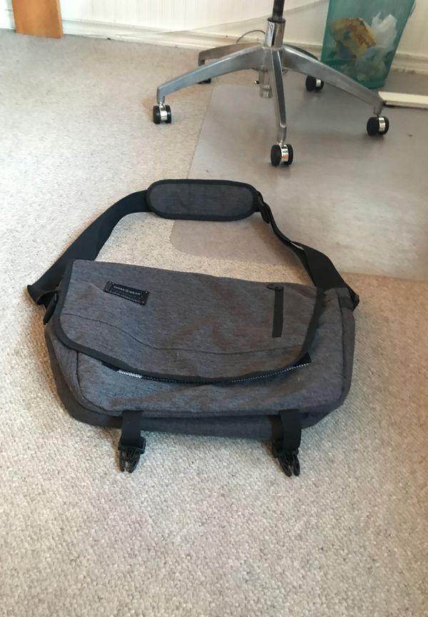 Swiss German backpack