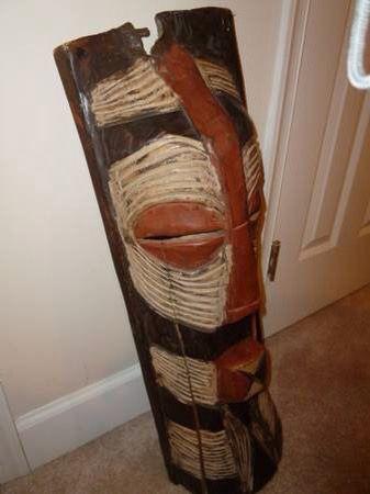 Kifwebe Songye Mask