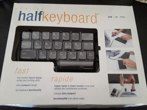 HalfKeyboard for Sale in Modesto, CA