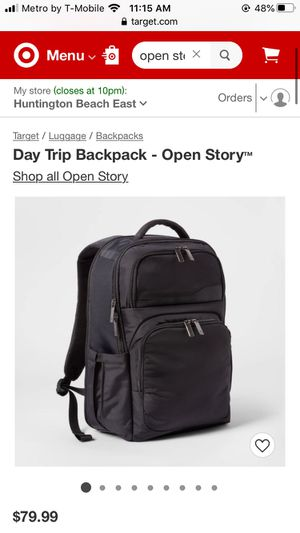 Laptop backpack for Sale in Newport Beach, CA