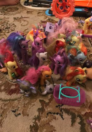 MLP My Little Pony Set for Sale in Fairfax Station, VA