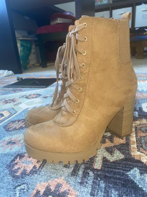 Never Worn Size 11 Platform Boot for Sale in Spencerville, MD