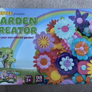 Flower Garden Toy Set for Sale in Pequannock Township, NJ