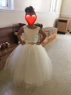 2 Matching Flower Girl Dresses for Sale in Baltimore, MD