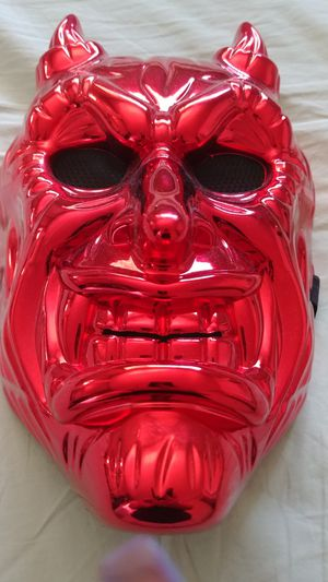 Halloween Face Mask for Sale in San Diego, CA
