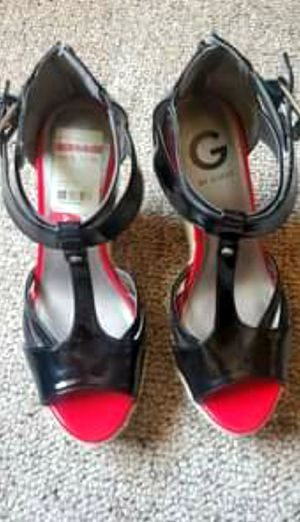 Women's open toe wedge G by Guess for Sale in Milwaukee, WI