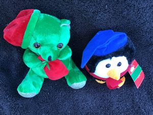 Christmas Stuffed Animals for Sale in Davenport, FL