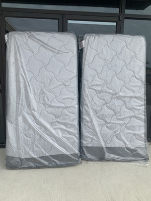 Only twin mattress for $99 each for Sale in Garland, TX