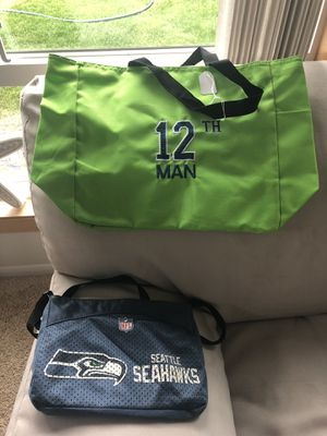 Seahawks bag and purse for Sale in Wenatchee, WA