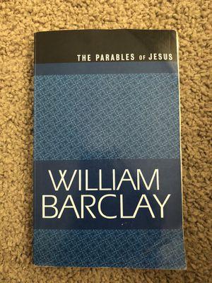 The Parables of Jesus for Sale in Walla Walla, WA