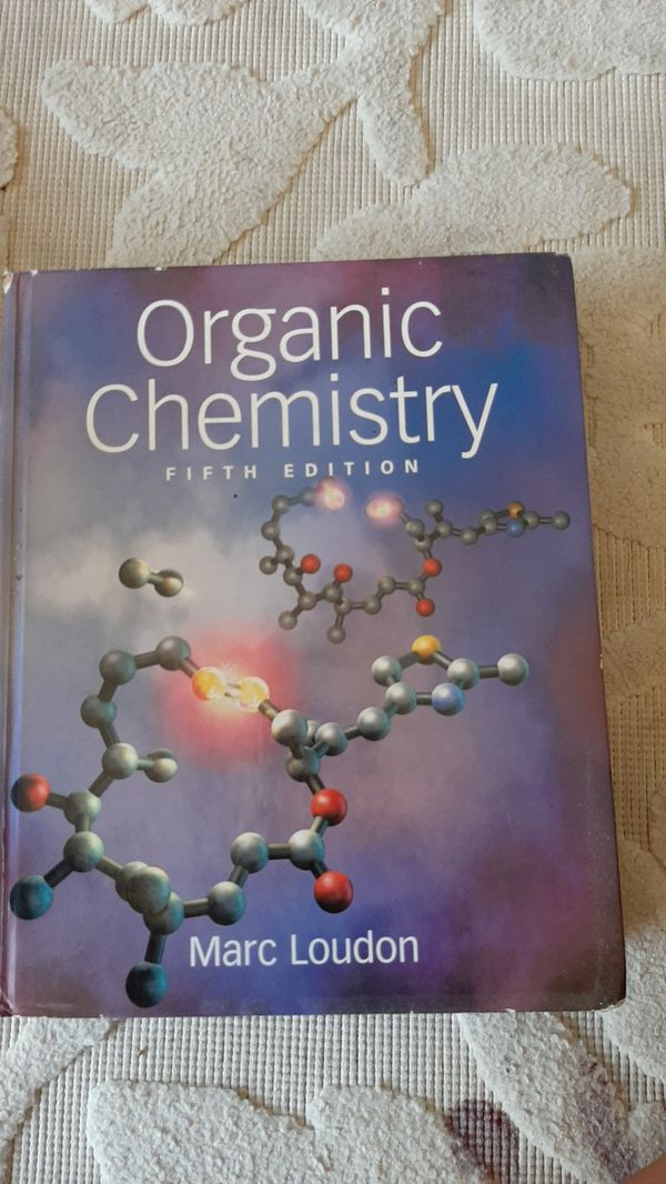 organic chemistry book 5th edition
