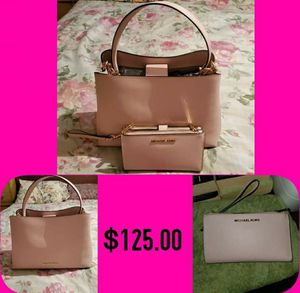 Michael Kors Bag & Wallet Set for Sale in Salley, SC