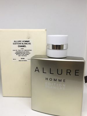 Allure Homme Blanche Edition 3.4 Oz Edt for men for Sale in Coral Springs, FL
