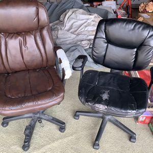 2 Desk Chairs for Sale in Santa Maria, CA