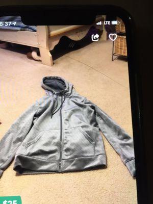 grey hoodie for Sale in McLean, VA