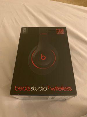 Beats Studio 3 Wireless headphones(latest model) for Sale in Denver, CO