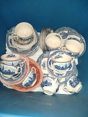 Two China set made in England for Sale in Saucier, MS