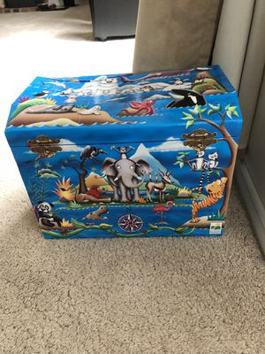The Learning Journey: All Creatures Big & Small - Puzzles & Games Treasure Chest for Sale in Bellevue, WA