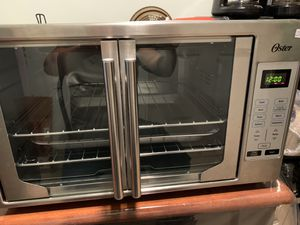 Oster Digital French Door Countertop Oven for Sale in Ontario, CA