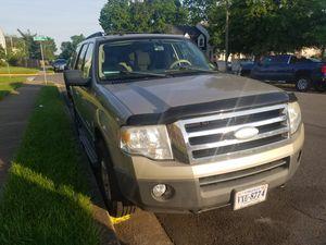 Ford expedition 2007 en buena condicion por motivo de viaje llamar al {contact info removed} for Sale in Manassas, VA