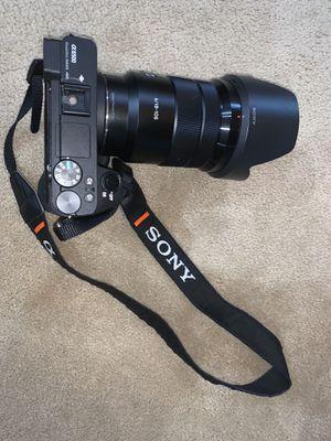 Sony A6500 for Sale in Philadelphia, PA