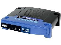 LINKSYS BEFSR41 ETHERFAST CABLE/DSL ROUTER for Sale in Everett, WA