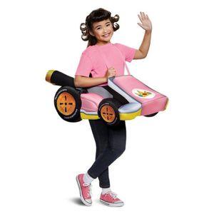 NWT Mario Kart Princess Peach Ride In Kart Halloween Costume Kids for Sale in Tampa, FL
