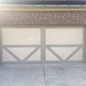 Wood door, garage door. for Sale in Tomball, TX