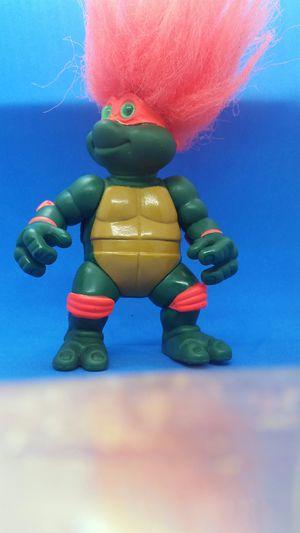Ninja turtle troll doll for Sale in Denton, MD