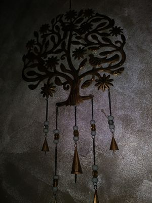Large tree of life wind chime indoor outdoor for Sale in Triangle, VA