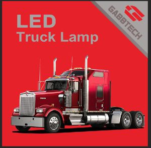 """Gabbtech. 4"""" in Round Red 12-LED Truck Trailer Brake Stop Turn Tail Lights for Sale in Port St. Lucie, FL"""