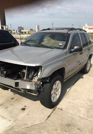 Grande Cherokee 2001 4x4 parts only for Sale in Cedar Hill, TX