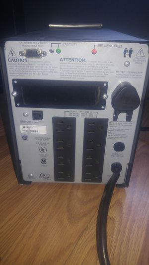 APC Smart-UPS 1500VA Shipboard for Sale in Linthicum Heights, MD