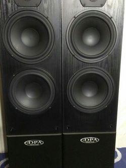 "Digital Pro Audio Dual 8"" Woofer's 200 Watt each Tower for Sale in Chino,  CA"