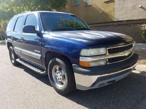 2002 Chevy Tahoe for Sale in Phoenix, AZ