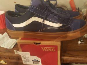 Vans size 11 (True Navy/Dress Blues) for Sale in Philadelphia, PA