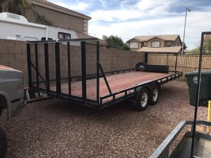Flatbed trailer for Sale in Surprise, AZ