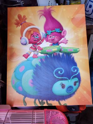 Kids Trolls Frame for Sale in San Diego, CA