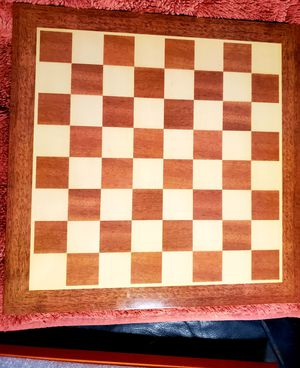 CHESS BOARD GAME used twice for Sale in Scottsdale, AZ
