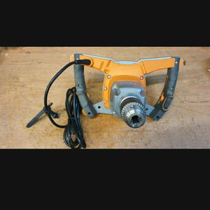 RIDGID MIXER CORDED.........PRECIO FIRME.........FIRM PRICE.........SOLO UNA EN EXISTENCIA for Sale in Riverside, CA