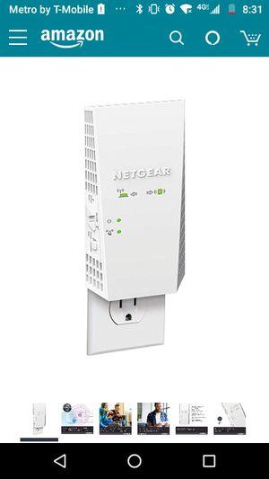 Netgear AC1900 Wi-Fi mesh extender/access point/bridge for Sale in Sumner, WA