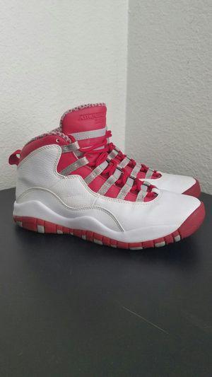 GS Jordan X (Red Steel) Size 5.5 Y for Sale in San Francisco, CA