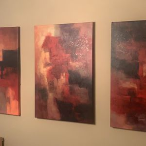 3 Piece Contemporary Art for Sale in Scottsdale, AZ