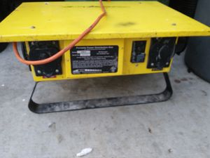 CEP 20 A 120V & 30 A 240 LV for Sale in Whittier, CA