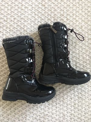 Snow ❄️ warm & water proof boots for girl, size 11. for Sale in Milwaukie, OR