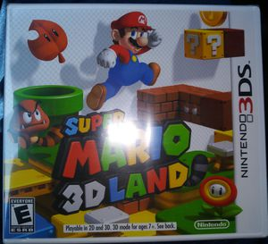 Brand New Sealed ~ Super Mario 3D Land ~ Nintendo 3DS for Sale in Pinellas Park, FL