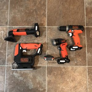 Black & Decker Tools for Sale in Minot, ND