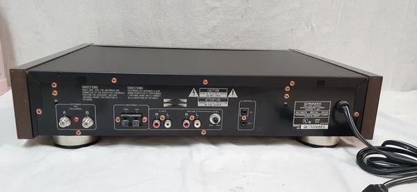 Pioneer FM AM tuner #SH3010632